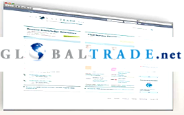 Marketplace for international trade services
